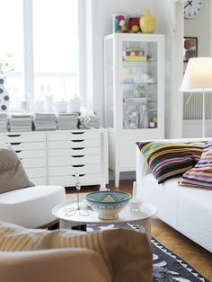 love this Stellan Herner for Ikea pic. Does anyone know something about the side table? (I think it is not Ikea)