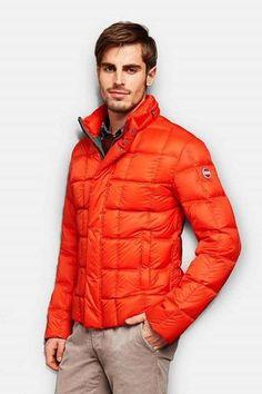 Colmar piumini uomo Inverno 2015 - Piumino rosso Colmar