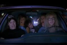 "The Missing Links: An Oral History of the ""Bohemian Rhapsody"" Scene in 'Wayne's World' Brain Teaser Games, Wayne's World, Oral History, Word Nerd, Nerd Love, 90s Nostalgia, Superwholock, Classical Music, Pop Music"