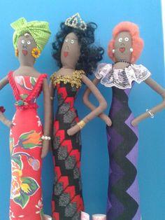 Bonecas Decorativas