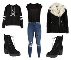 """""""Untitled #343"""" by xolafkax on Polyvore featuring River Island"""