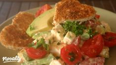 Avokádó saláta   Nosalty