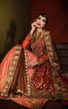 Tena Durrani Bridals, 2016