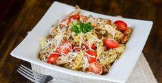 Better Than The Freezer Aisle: Copycat Lean Cuisine Chicken Margherita