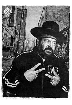Bud Spencer Style! Keeper of the PMA