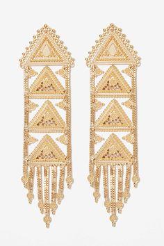 Nili Drop Earrings