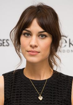 We get it. We've all looked at photos of Alexa Chung/Katy Perry/Brigitte Bardot and thought we could rock a fringe too...until the day we decided we couldn't #BangsHairstylesFringe