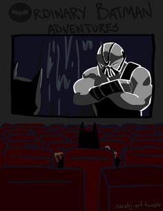 Ordinary Batman Adventures | The Mary Sue