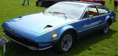 Lamborghini Jarama is listed (or ranked) 18 on the list Full List of Lamborghini Models