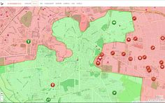 "More advances by SAA, Russian army and other groups in Eastern #Aleppo. Another ""slice"" almost completed syria.liveuamap.com/en/2016/4-dece…"