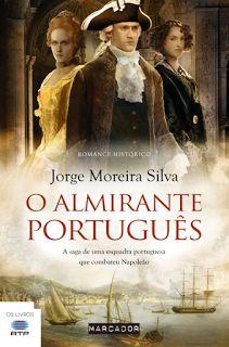 Mais Que Uma Leitora: [Passatempo] 2000 Likes #2 - 'O Almirante Portuguê...