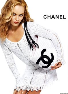 Outstanding Crochet: Chanel