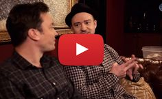 OMG. This is awesome. Jimmy Fallon and Justin Timberlake get hilariously real about the use of hashtags. Hahaha.