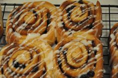 Recipe Rifle: Cinnamon buns