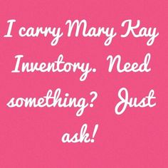 Mary Kay ISO I carry lots of Mary Kay products! Need something? I'll create a listing for you. Just tag me in a comment! Mary Kay Makeup