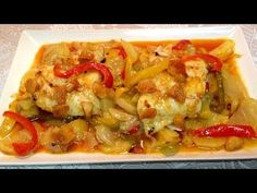 Easy Family Meals, Spanish Food, Fish And Seafood, Pizza, Chicken, Meat, Recipes, Youtube, Carne