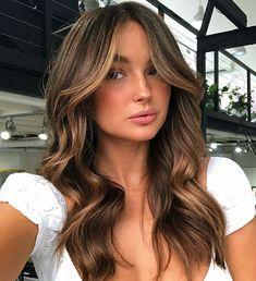 Brown Hair Balayage, Brown Blonde Hair, Brunette Hair, Dark Hair, Sunkissed Hair Brunette, Golden Brown Hair, Brunette Highlights, Ash Brown, Ombre Hair