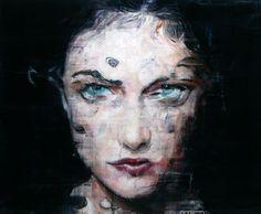 Oil Portrait by Harding Meyer