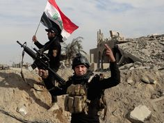 Human Rights Watch: Iraqi militias are recruiting children to fight ISIS