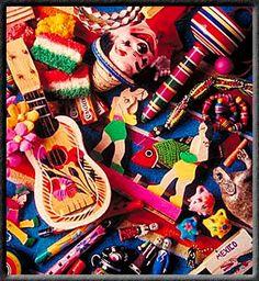 Resultado de imagen para mexican toys