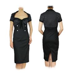 womens 50s style office clothing - Google Search