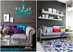 Novos tons neutros são tendência para decoração 2015