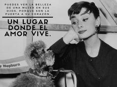 15 Frases de Audrey Hepburn que te servirán como guía de vida