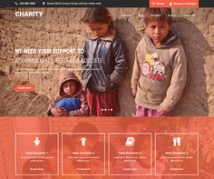 Non Profit WordPress Themes for Social Welfare Mission
