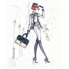 Stroll In The City: 'Elegant Ensemble' by Hayden Williams