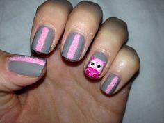 Pink Hippos and Flocking Powder :)