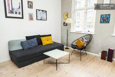 Stylish apartment, vibrant Nørrebro in Copenhagen
