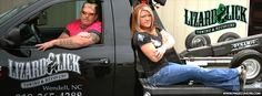 Lizard Lick Towing Recovery Facebook Cover