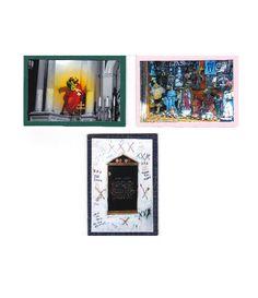 ACEO Voodoo Series Miniature Art Prints by twistedpixelstudio, $15.00