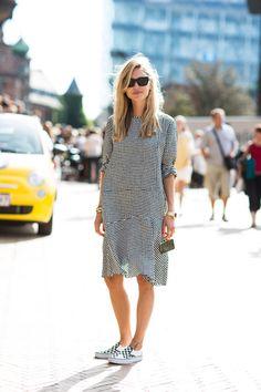 Pernille Teisbaek: Classic Tomboy Fashion Style waysify