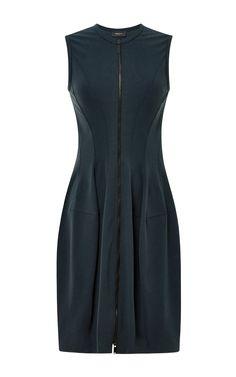Zipper-Front Jersey Dress by Derek Lam - Moda Operandi
