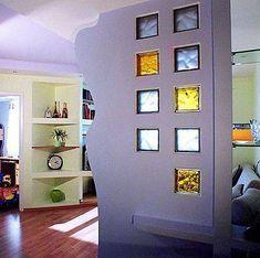 Wonderful Blocos De Vidro: 28 Inspirações Para Iluminar A Casa