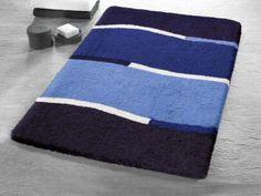 Royal Blue Bathroom Rugs