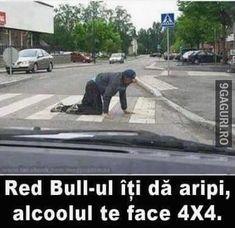Red Bull, 4x4, Stranger Things, Humor, Memes, Funny, Face, Romania, Random