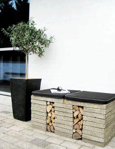Genbrug dine betonfliser