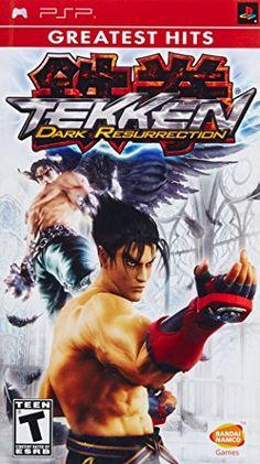 Tekken - Dark Resurrection - Sony PSP Bandai http://www.amazon.com/dp/B000F1YHW6/ref=cm_sw_r_pi_dp_K9Nvxb02S0JMF