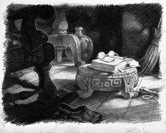Pinocchio Concept Art II