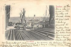 The Wharfs. Postcard Wall, Pretoria, World Cities, Vintage Butterfly, Travel Posters, History, Places, Ebay, Historia