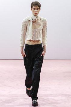 JW Anderson • Spring/Summer 2015 Menswear • London