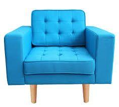 bloooooo chair