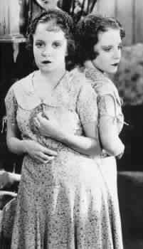 Daisy Hilton and Violet Hilton (5 February 1908 – January 1969) were a pair of conjoined twins or Siamese Twins who toured in the US sideshow and  vaudeville circuit in the 1930s. The sisters were born joined by their hips and buttocks; they shared blood circulation and were fused at the pelvis but shared no major organs.