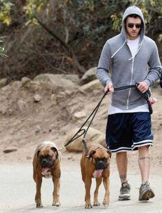 Justin Timberlake with Bearly & Bella