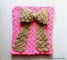 Crochet Baby Blanket Pattern Baby Blanket by BeautyCrochetPattern