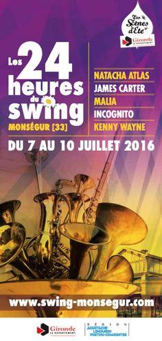 Festival Jazz de Gironde, les 24 heures du Swing à Monségur