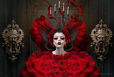 Digital Illustration of Natalie Shau - ArtPeople.Net