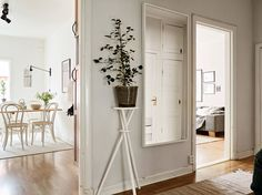 Scandinavian interior design
